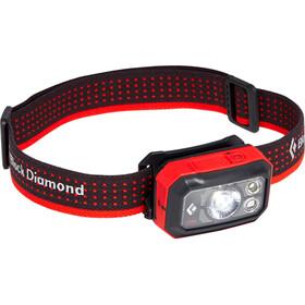 Black Diamond Storm 400 Lampada Frontale, rosso